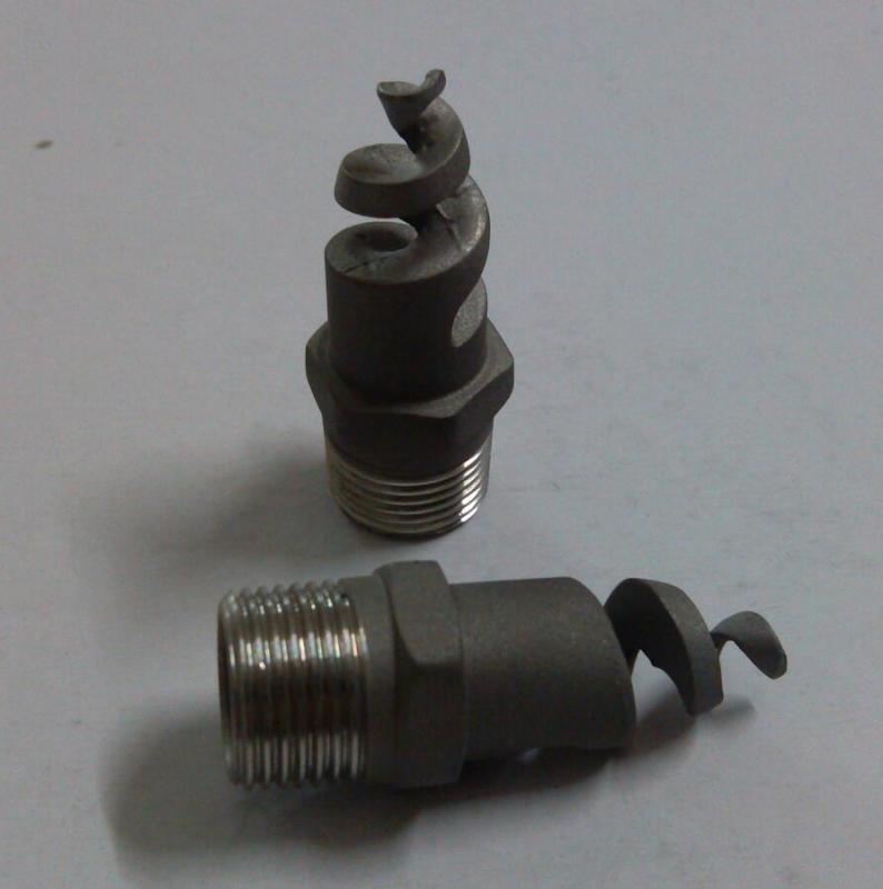 Full cone spiral jet spray nozzle hsj eternal